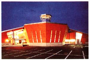木楽館 遠軽町国産材需要開発センター
