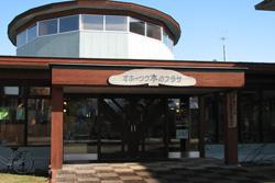 オホーツク木のプラザ/正面玄関